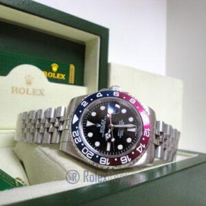Rolex replica GMT Master II 126710BLRO MY2018 jubilèè orologio copia