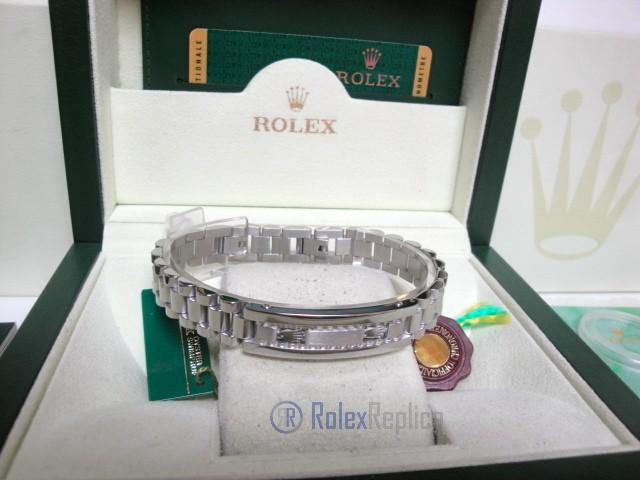 Rolex replica gioielli bracciale II president-style oro bianco white gold