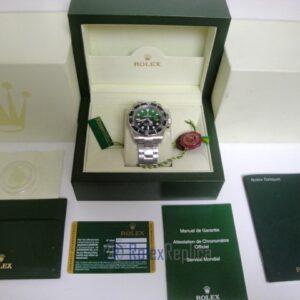 rolex replica seadweller gradient green dial new basilea 2018 orologio replica copia lusso imitazione