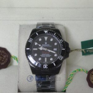 rolex replica seadweller pro-hunter pvd black dial orologio replica copia lusso imitazione