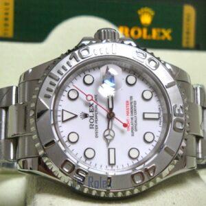 rolex replica yacht master I acciaio white dial edition orologio replica