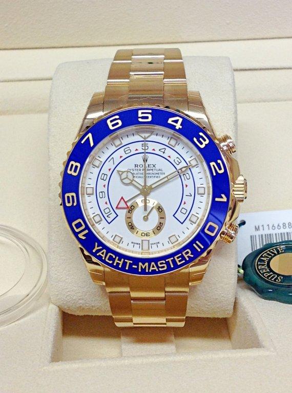 Rolex replica Yacht-Master II regatta 116688 44mm orologio replica