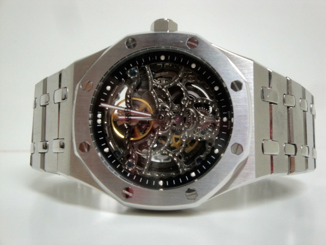 audemars piguet replica royal oak skeltron jumbo tourbillon extra-thin